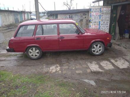 Червоний ВАЗ 2104, об'ємом двигуна 1.51 л та пробігом 62 тис. км за 2400 $, фото 1 на Automoto.ua
