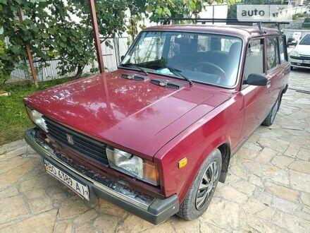 Червоний ВАЗ 2104, об'ємом двигуна 1.5 л та пробігом 62 тис. км за 2200 $, фото 1 на Automoto.ua
