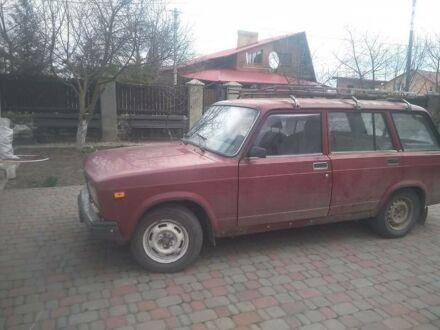 Червоний ВАЗ 2104, об'ємом двигуна 1.5 л та пробігом 280 тис. км за 1400 $, фото 1 на Automoto.ua