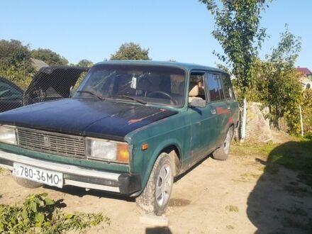 Синій ВАЗ 2104, об'ємом двигуна 1.6 л та пробігом 50 тис. км за 701 $, фото 1 на Automoto.ua