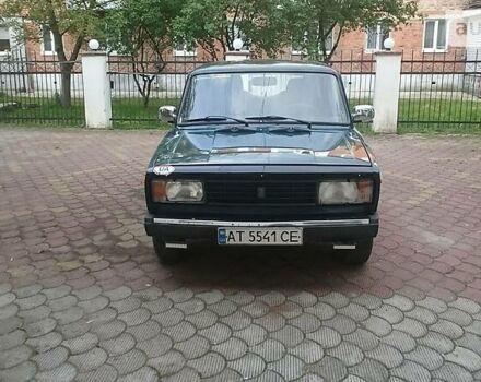 Зеленый ВАЗ 2104, объемом двигателя 1.5 л и пробегом 146 тыс. км за 2700 $, фото 1 на Automoto.ua