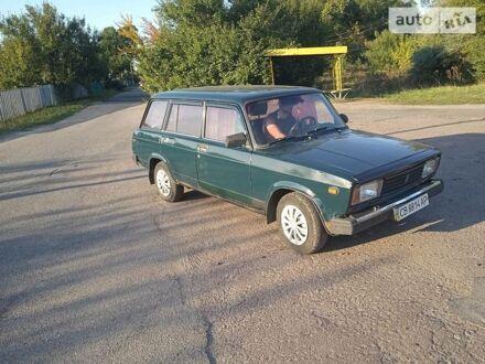 Зелений ВАЗ 2104, об'ємом двигуна 1.5 л та пробігом 115 тис. км за 1550 $, фото 1 на Automoto.ua