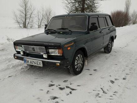 Зелений ВАЗ 2104, об'ємом двигуна 1.5 л та пробігом 83 тис. км за 0 $, фото 1 на Automoto.ua