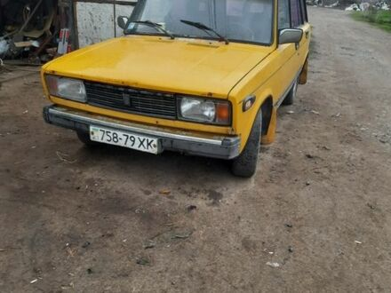 Помаранчевий ВАЗ 2104, об'ємом двигуна 1.5 л та пробігом 122 тис. км за 750 $, фото 1 на Automoto.ua