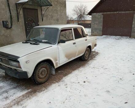 Білий ВАЗ 2105, об'ємом двигуна 1.3 л та пробігом 1 тис. км за 699 $, фото 1 на Automoto.ua