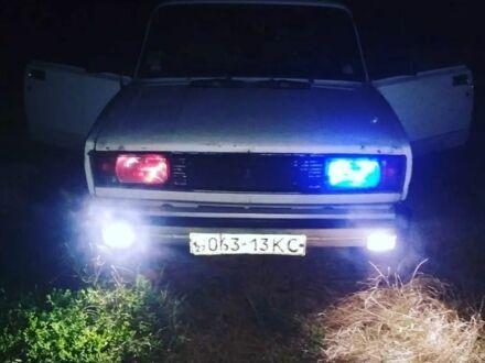 Белый ВАЗ 2105, объемом двигателя 1.5 л и пробегом 1 тыс. км за 559 $, фото 1 на Automoto.ua