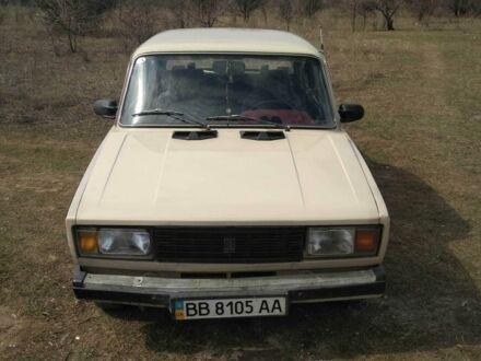 Бежевый ВАЗ 2105, объемом двигателя 1.3 л и пробегом 11 тыс. км за 1103 $, фото 1 на Automoto.ua