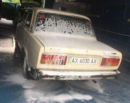 Бежевый ВАЗ 2105, объемом двигателя 1.3 л и пробегом 200 тыс. км за 1200 $, фото 1 на Automoto.ua