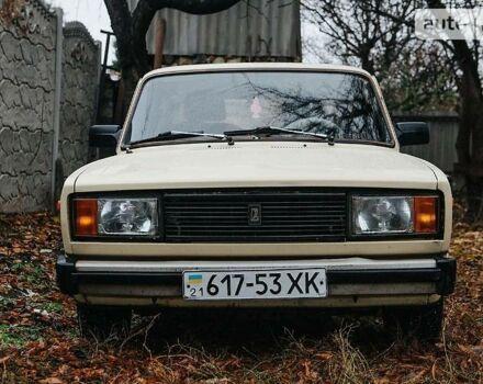 Бежевый ВАЗ 2105, объемом двигателя 0 л и пробегом 98 тыс. км за 1500 $, фото 1 на Automoto.ua