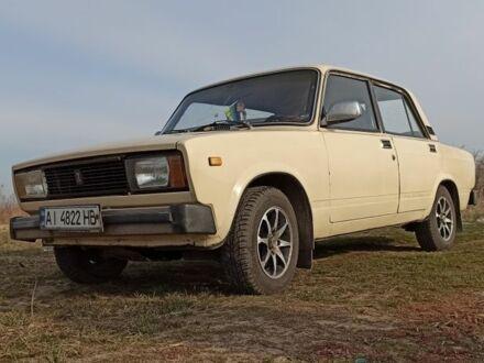 Бежевый ВАЗ 2105, объемом двигателя 1.5 л и пробегом 70 тыс. км за 1250 $, фото 1 на Automoto.ua