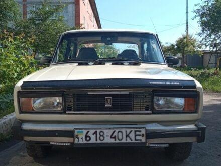 Бежевый ВАЗ 2105, объемом двигателя 1.5 л и пробегом 65 тыс. км за 1306 $, фото 1 на Automoto.ua