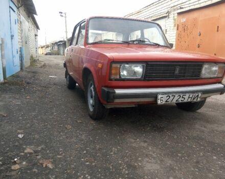 Червоний ВАЗ 2105, об'ємом двигуна 1.2 л та пробігом 183 тис. км за 1400 $, фото 1 на Automoto.ua