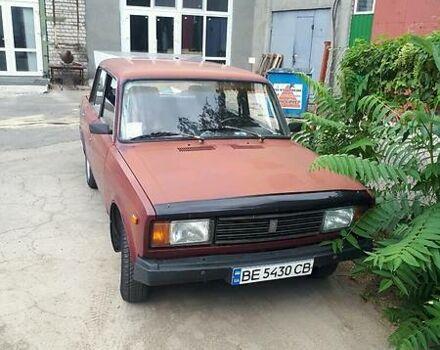 Червоний ВАЗ 2105, об'ємом двигуна 0 л та пробігом 80 тис. км за 1000 $, фото 1 на Automoto.ua