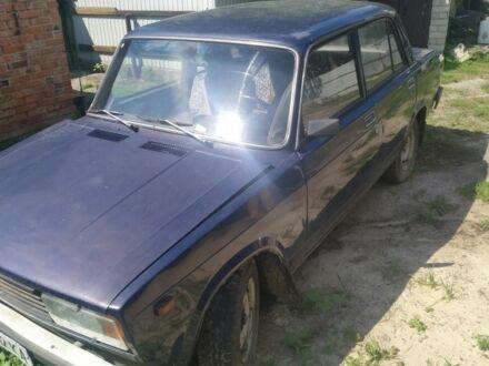 Синий ВАЗ 2105, объемом двигателя 1.5 л и пробегом 100 тыс. км за 933 $, фото 1 на Automoto.ua