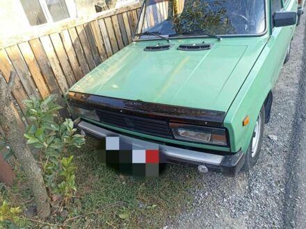 Зеленый ВАЗ 2105, объемом двигателя 1.2 л и пробегом 11 тыс. км за 1200 $, фото 1 на Automoto.ua