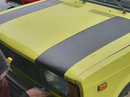 Помаранчевий ВАЗ 2105, об'ємом двигуна 1.3 л та пробігом 100 тис. км за 1500 $, фото 1 на Automoto.ua