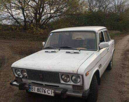 Белый ВАЗ 2106, объемом двигателя 1.3 л и пробегом 1 тыс. км за 1200 $, фото 1 на Automoto.ua