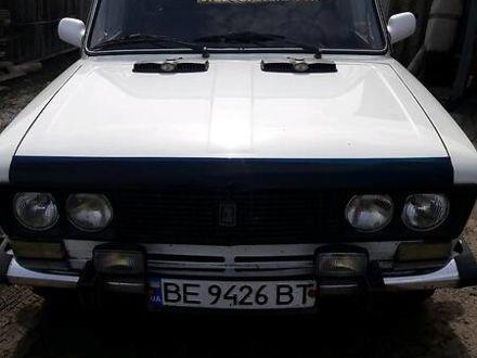 Белый ВАЗ 2106, объемом двигателя 1.3 л и пробегом 200 тыс. км за 1300 $, фото 1 на Automoto.ua