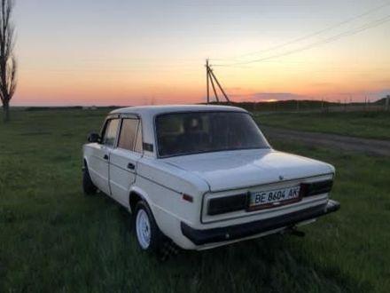 Белый ВАЗ 2106, объемом двигателя 1.6 л и пробегом 235 тыс. км за 900 $, фото 1 на Automoto.ua