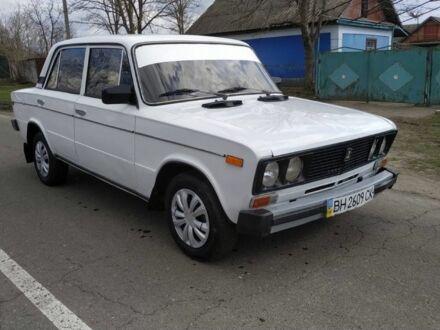 Белый ВАЗ 2106, объемом двигателя 1.5 л и пробегом 10 тыс. км за 1200 $, фото 1 на Automoto.ua