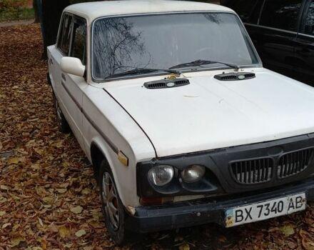 Белый ВАЗ 2106, объемом двигателя 1.3 л и пробегом 200 тыс. км за 638 $, фото 1 на Automoto.ua