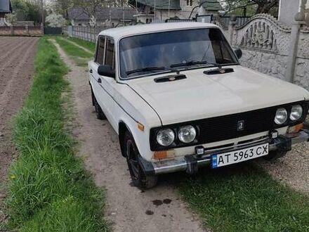 Белый ВАЗ 2106, объемом двигателя 1.3 л и пробегом 754 тыс. км за 950 $, фото 1 на Automoto.ua