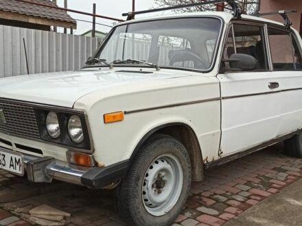 Белый ВАЗ 2106, объемом двигателя 1.3 л и пробегом 200 тыс. км за 950 $, фото 1 на Automoto.ua