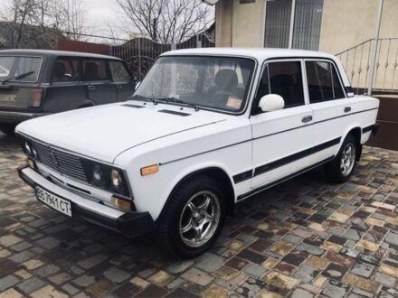 Белый ВАЗ 2106, объемом двигателя 1.5 л и пробегом 252 тыс. км за 750 $, фото 1 на Automoto.ua