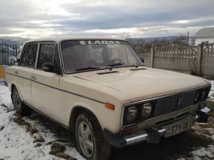 Белый ВАЗ 2106, объемом двигателя 15 л и пробегом 83 тыс. км за 1200 $, фото 1 на Automoto.ua