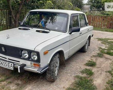 Белый ВАЗ 2106, объемом двигателя 1.3 л и пробегом 150 тыс. км за 1850 $, фото 1 на Automoto.ua
