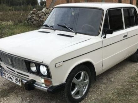 Белый ВАЗ 2106, объемом двигателя 1.3 л и пробегом 170 тыс. км за 900 $, фото 1 на Automoto.ua