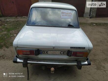 Белый ВАЗ 2106, объемом двигателя 1.3 л и пробегом 78 тыс. км за 1200 $, фото 1 на Automoto.ua