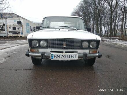 Белый ВАЗ 2106, объемом двигателя 1.6 л и пробегом 98 тыс. км за 1000 $, фото 1 на Automoto.ua