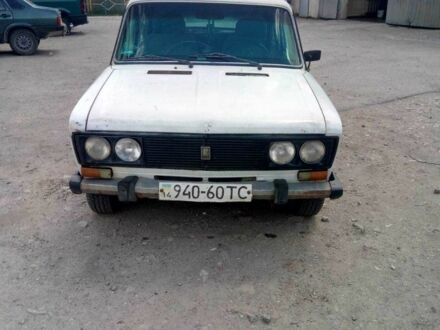 Белый ВАЗ 2106, объемом двигателя 1.6 л и пробегом 57 тыс. км за 647 $, фото 1 на Automoto.ua