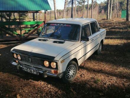 Белый ВАЗ 2106, объемом двигателя 1.6 л и пробегом 33 тыс. км за 1350 $, фото 1 на Automoto.ua