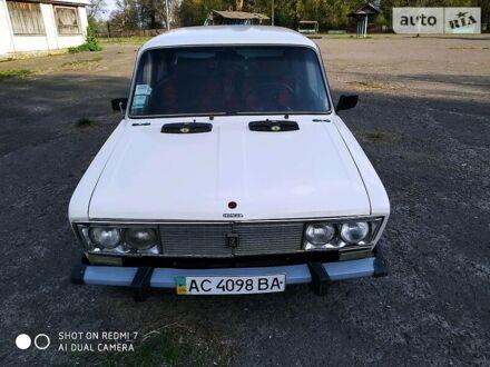 Белый ВАЗ 2106, объемом двигателя 1.6 л и пробегом 200 тыс. км за 1200 $, фото 1 на Automoto.ua