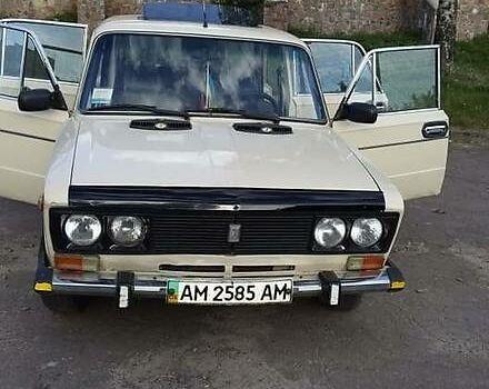 Бежевый ВАЗ 2106, объемом двигателя 1.5 л и пробегом 65 тыс. км за 1400 $, фото 1 на Automoto.ua