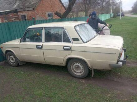 Бежевый ВАЗ 2106, объемом двигателя 13 л и пробегом 1 тыс. км за 1144 $, фото 1 на Automoto.ua