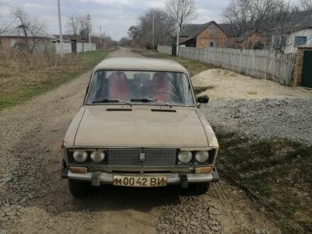 Бежевый ВАЗ 2106, объемом двигателя 1.5 л и пробегом 1 тыс. км за 1200 $, фото 1 на Automoto.ua