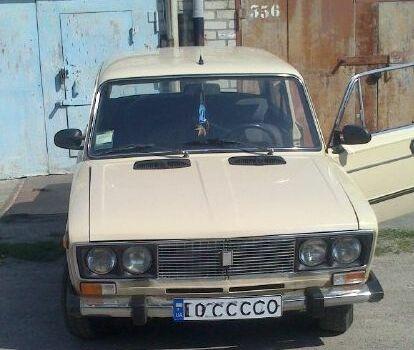 Бежевый ВАЗ 2106, объемом двигателя 1.3 л и пробегом 1 тыс. км за 1600 $, фото 1 на Automoto.ua
