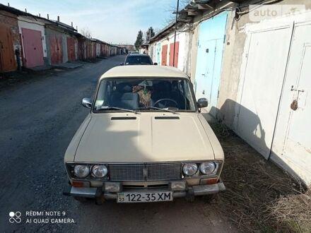 Бежевый ВАЗ 2106, объемом двигателя 1.3 л и пробегом 188 тыс. км за 1800 $, фото 1 на Automoto.ua