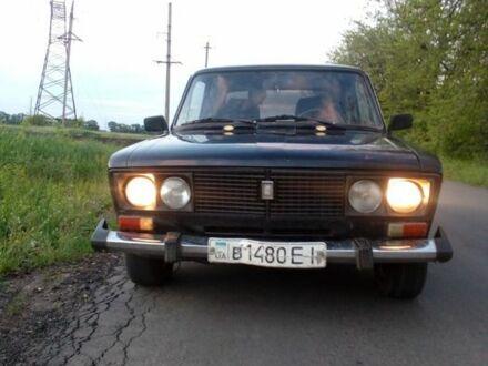 Черный ВАЗ 2106, объемом двигателя 1.6 л и пробегом 50 тыс. км за 936 $, фото 1 на Automoto.ua
