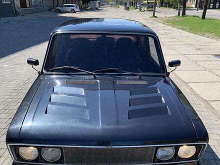 Черный ВАЗ 2106, объемом двигателя 1.45 л и пробегом 96 тыс. км за 1600 $, фото 1 на Automoto.ua
