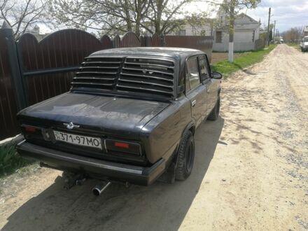Черный ВАЗ 2106, объемом двигателя 1.5 л и пробегом 10 тыс. км за 1100 $, фото 1 на Automoto.ua