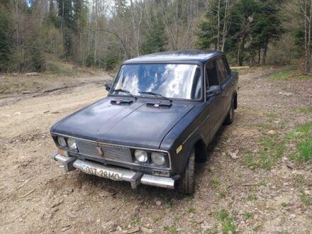 Черный ВАЗ 2106, объемом двигателя 1.5 л и пробегом 1 тыс. км за 550 $, фото 1 на Automoto.ua