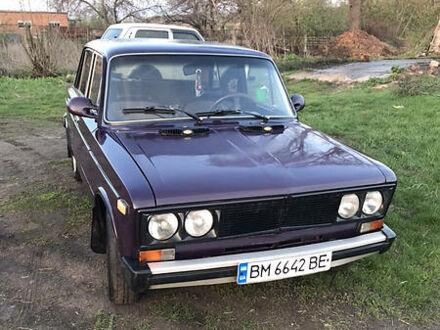 Фиолетовый ВАЗ 2106, объемом двигателя 1.5 л и пробегом 165 тыс. км за 1550 $, фото 1 на Automoto.ua