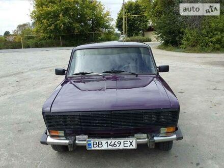 Фіолетовий ВАЗ 2106, об'ємом двигуна 1.5 л та пробігом 50 тис. км за 1600 $, фото 1 на Automoto.ua