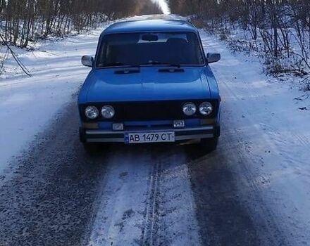 Голубий ВАЗ 2106, об'ємом двигуна 1.5 л та пробігом 36 тис. км за 850 $, фото 1 на Automoto.ua