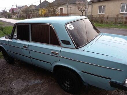 Голубой ВАЗ 2106, объемом двигателя 1.6 л и пробегом 47 тыс. км за 900 $, фото 1 на Automoto.ua