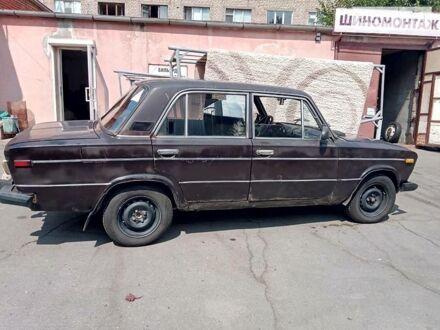 Коричневый ВАЗ 2106, объемом двигателя 1.6 л и пробегом 24 тыс. км за 850 $, фото 1 на Automoto.ua